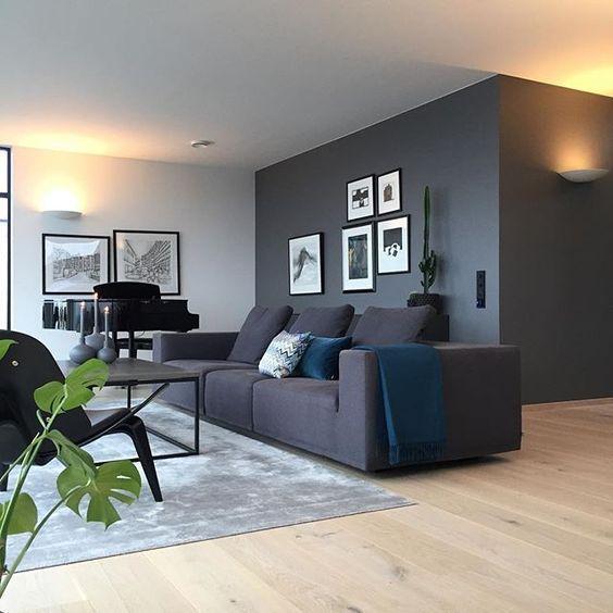 Decorare con foto in bianco e nero ecco 18 idee design for Haus innendekoration