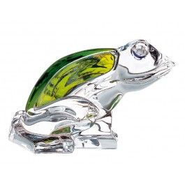 Animalins - The frog (http://www.saint-louis.com/en/decoration-1/collectibles/the-frog-animalins.html?___SID=U)