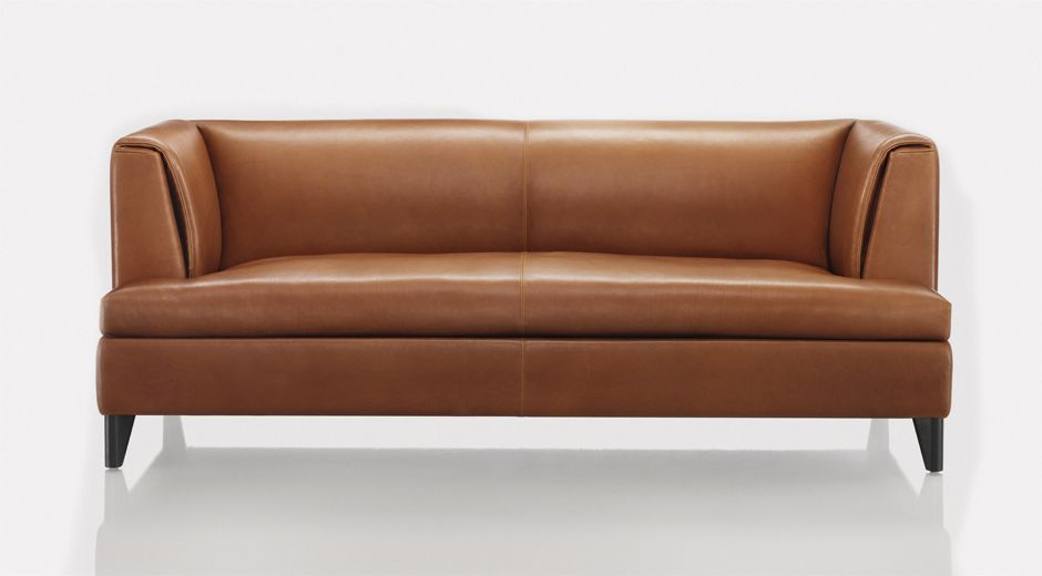 Schlafcouch Kaufen Wittmann Havanna Sofa By Paolo Piva - Natural Leder