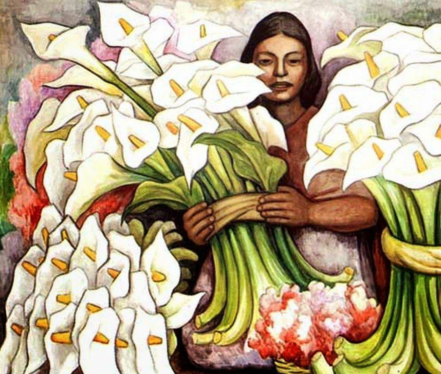 Cuadros Famosos De Pintor Diego Rivera Cuadros Cuadros De