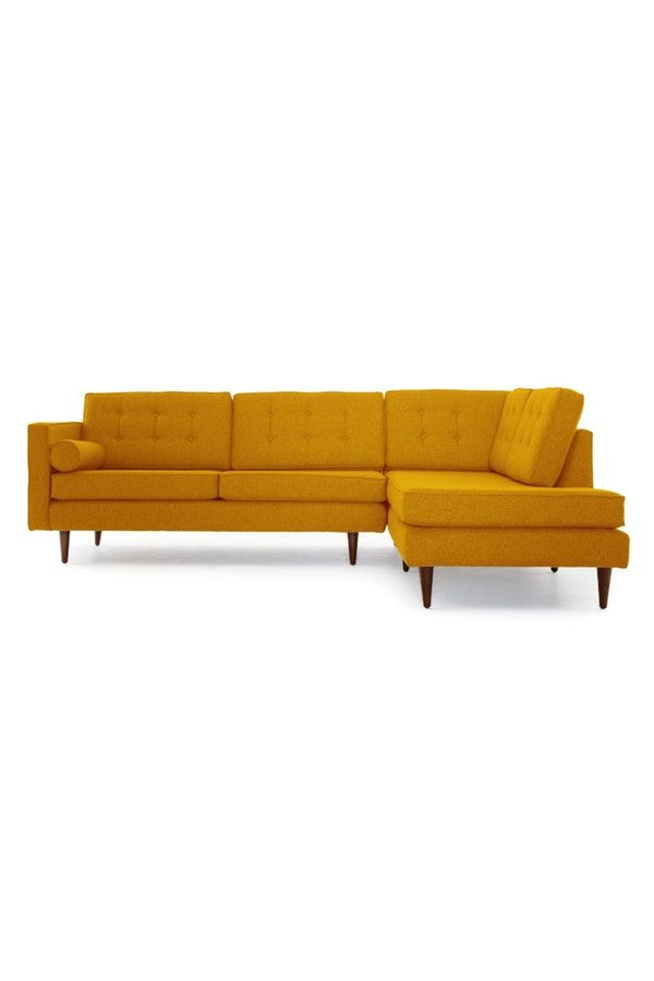 Braxton Sectional With Bumper Sectional Sofa Sofa Furniture