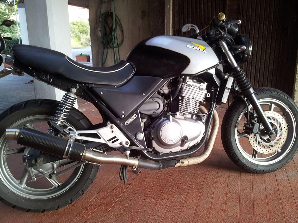 CB500 Custom