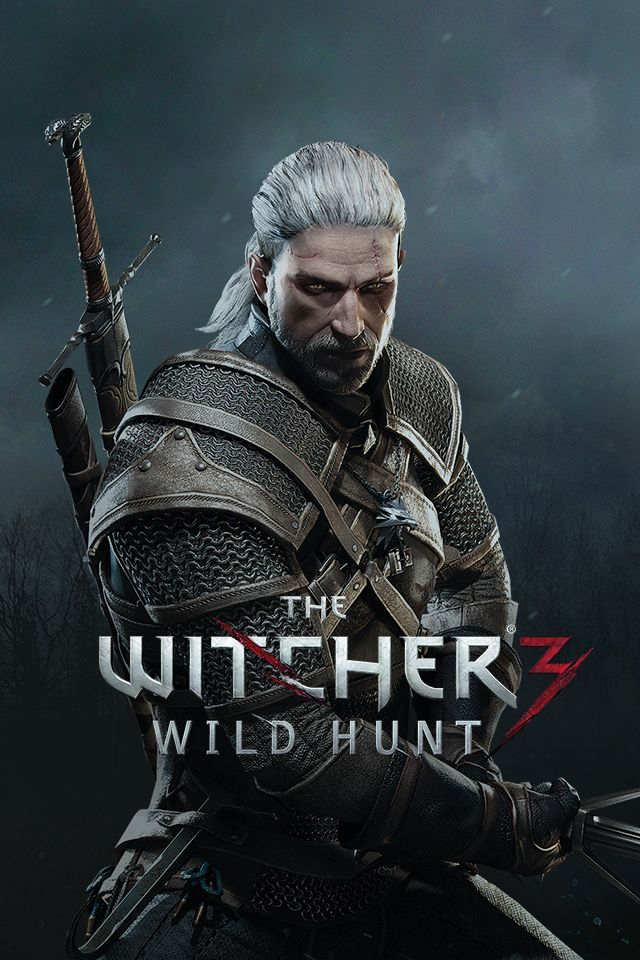 The Witcher 3 Mobile Phone Wallpaper Id 56862 The Witcher The Witcher Wild Hunt The Witcher 3