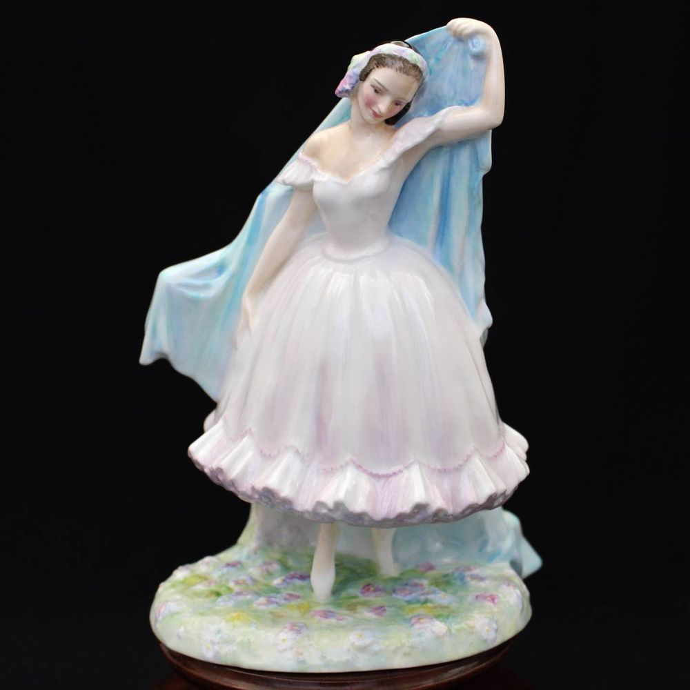 Royal Doulton Ballerina Figurine The Forest Glade Giselle
