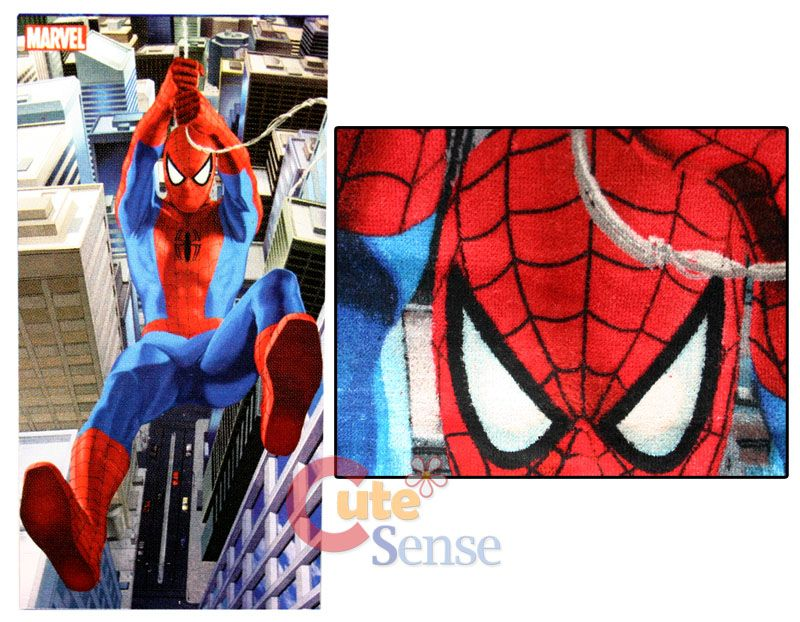Spider Man Bathroom Items Marvel Spiderman 8pc Bathroom Set W