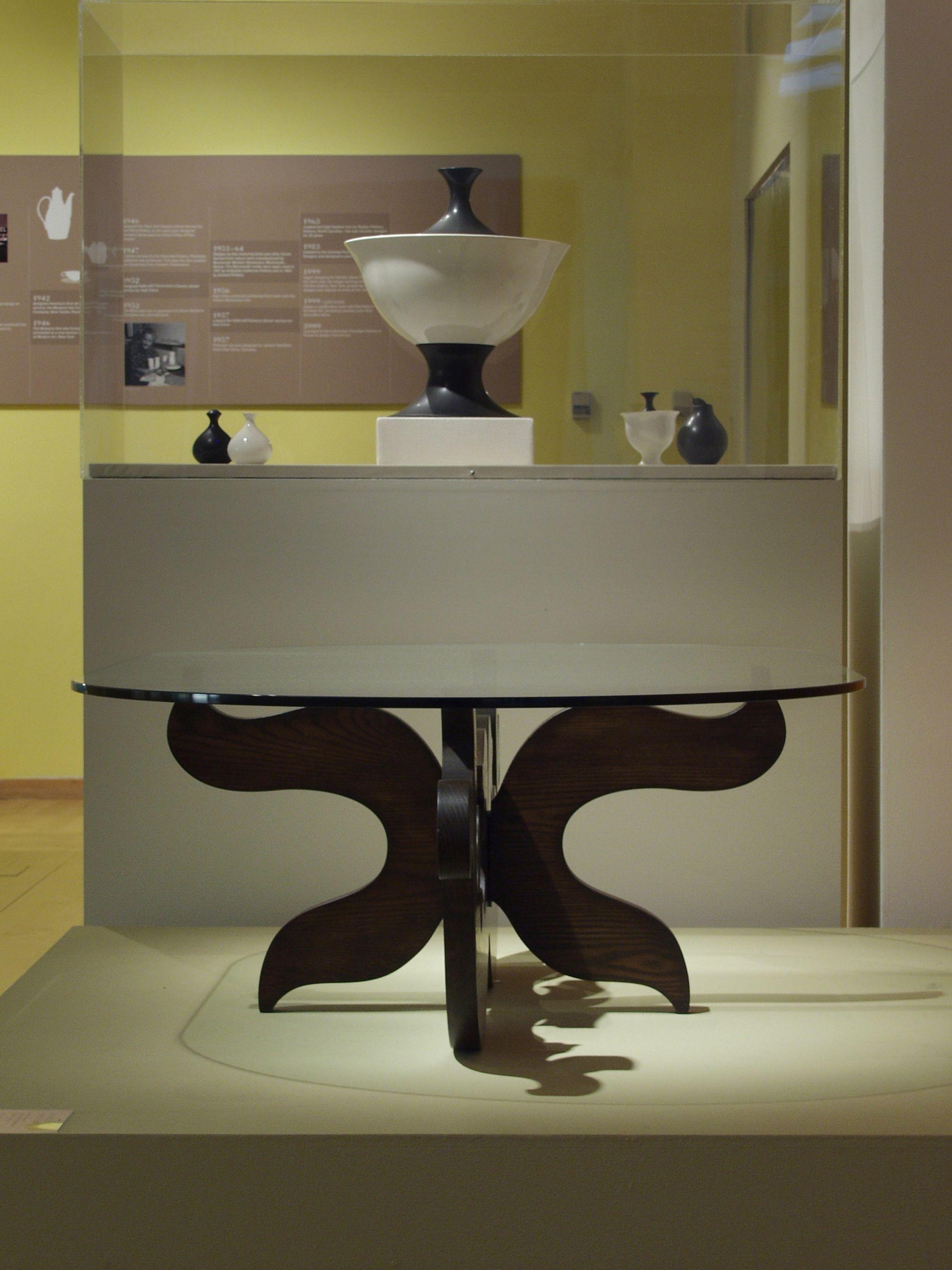Eva Zeisel Coffee Table Furniture