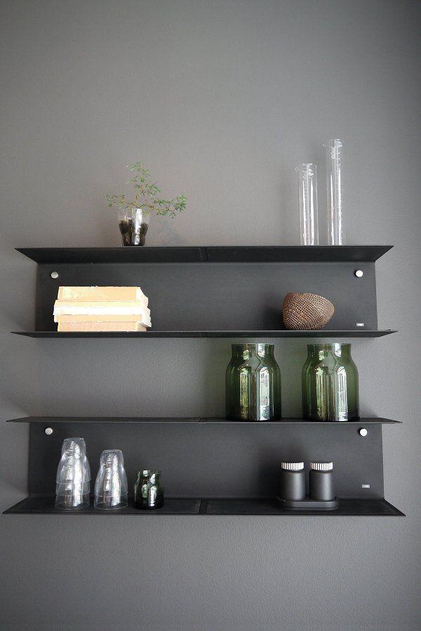 Shells in 2019 mensole cucina arredamento d for Ikea scaffali in metallo