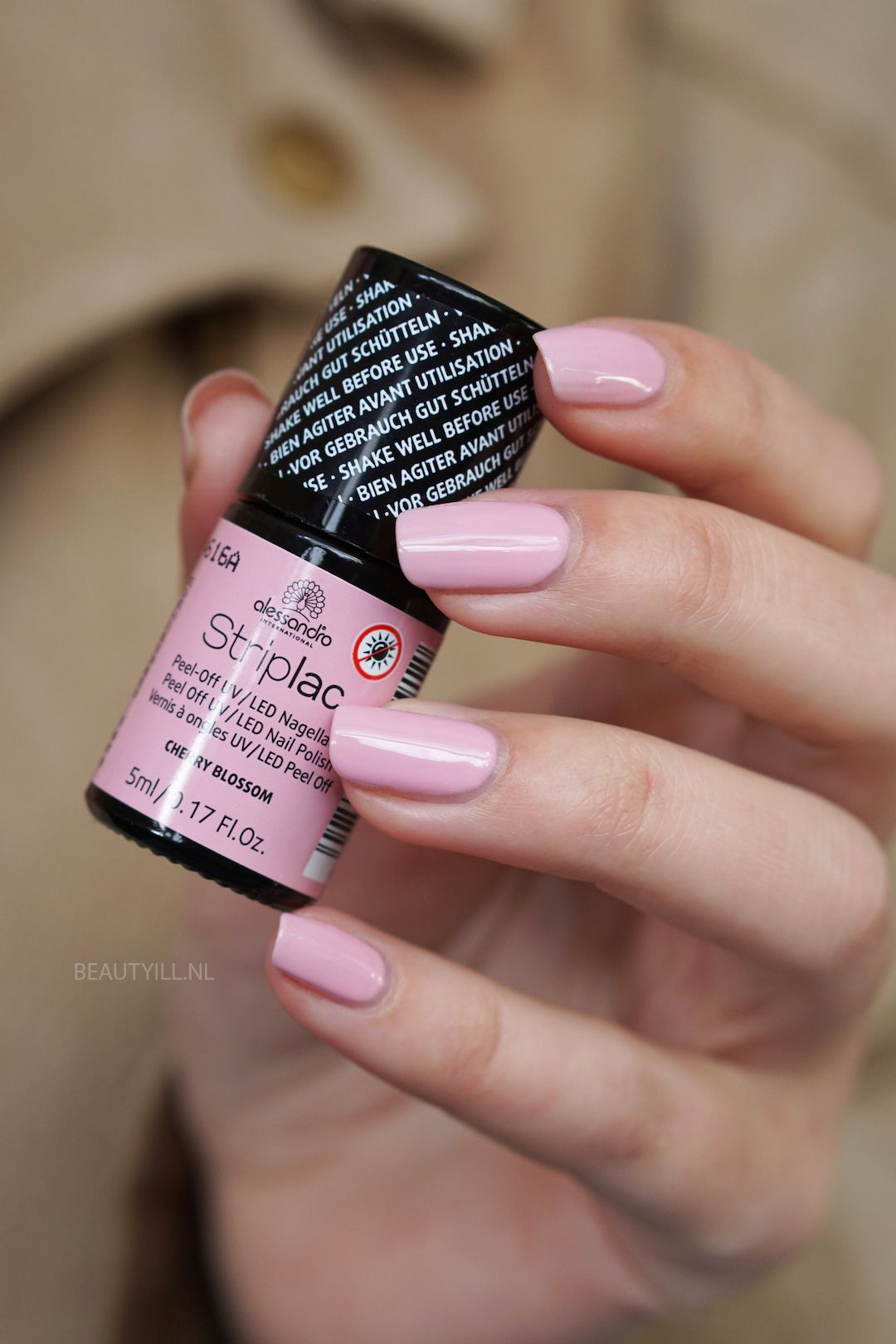 Cherry Blossom | Alessandro | Pinterest | Swatch