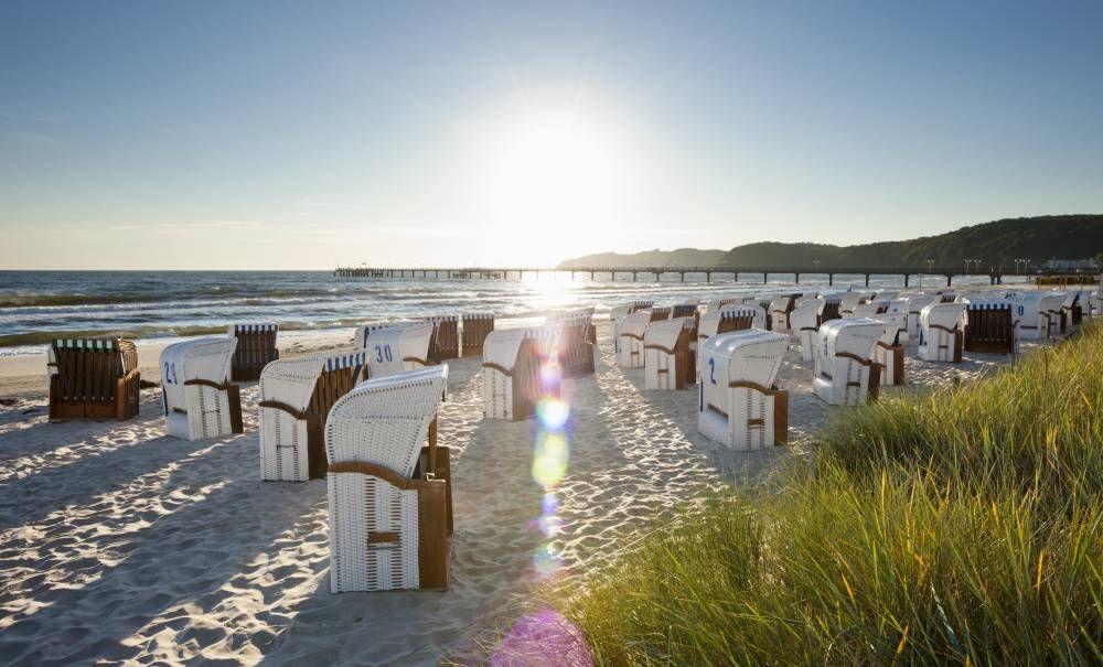 17 traumstrände in deutschland  urlaub strand