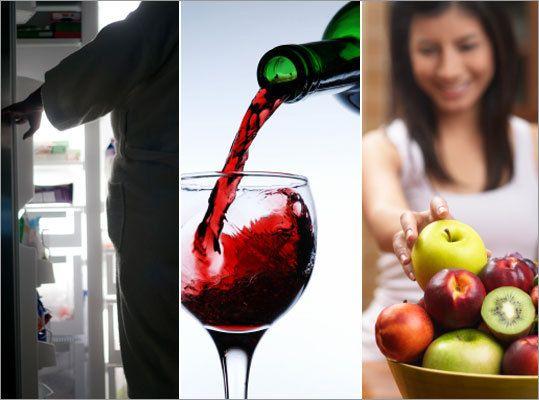 Top 5 secrets to having a slim 2012