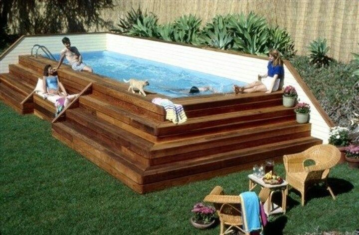 Shipping Container Swimming Pool Pools For Elegant 21 Small House Ideas