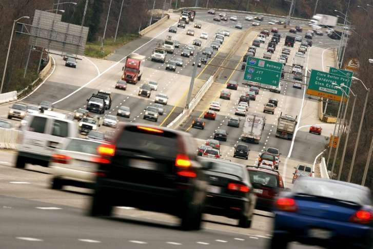 Virginia eyes Beltway toll lane extension to Maryland