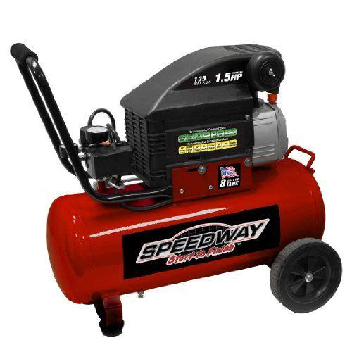 Speedway 8550 8 Gallon Air Compressor Best Portable Air Compressor Air Compressor Air Compressor Repair