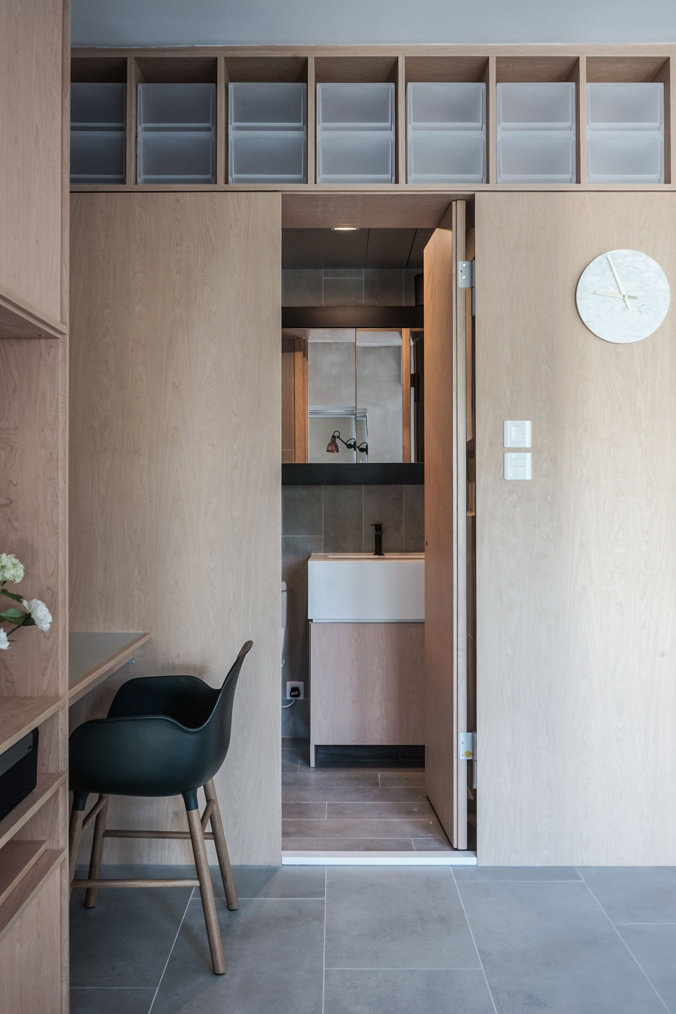 Kevin Apartment A Contemporary Home For A Couple In Hong Kong By