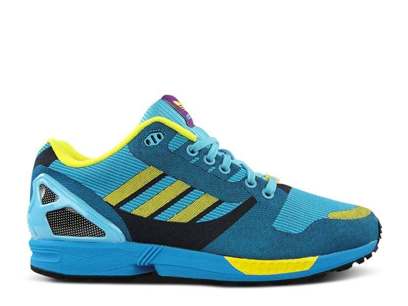 adidas zx blau
