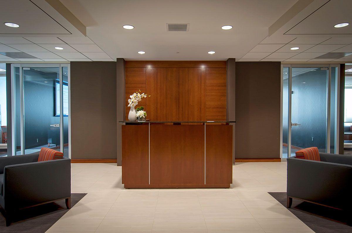 Penn Mutual Life Insurance Reception / Lobby