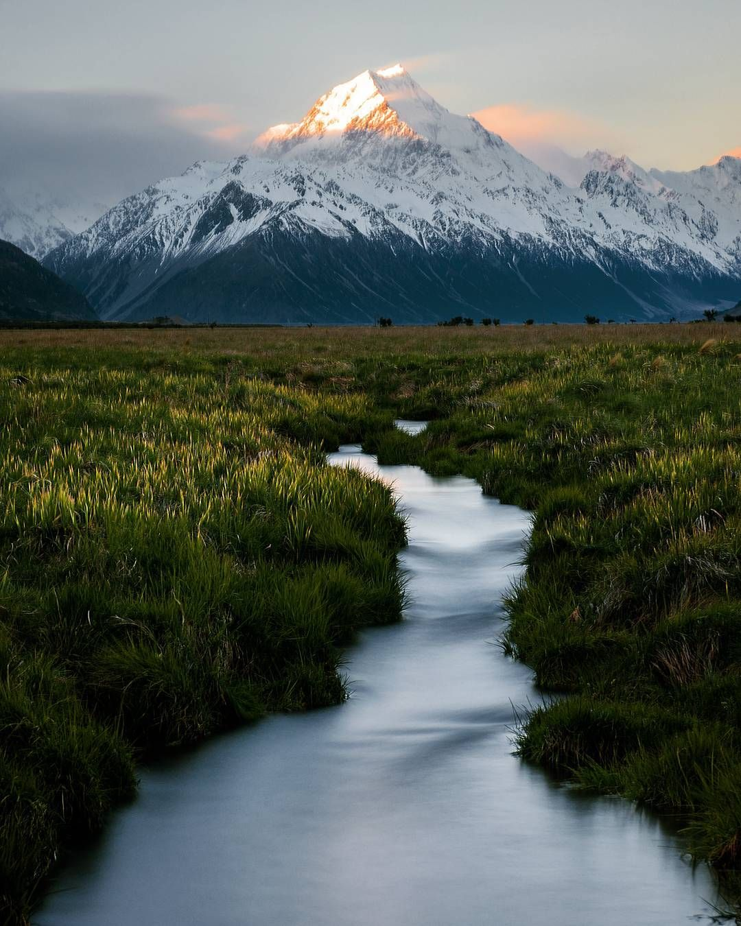 The Striking Nature Landscapes of New Zealand by Sam Deuchrass #scenery