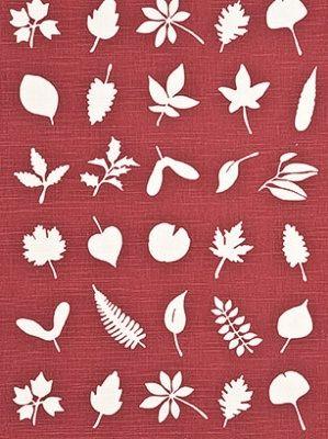 GP & J Baker Tumbling Leaves – Red Fabric - Price Per Yard: $62.50 75  #interiors #decor #design