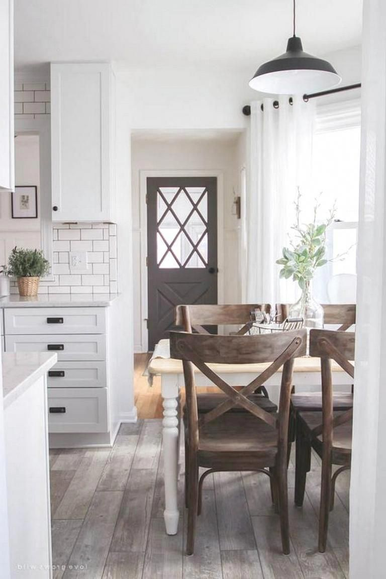 12 White Farmhouse Dream Kitchen Designs and Styles