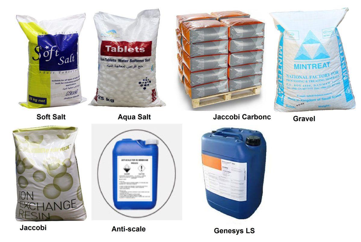 Aqua Salt Aquapro In 2020 Water Treatment Plant Water Softener Ion Exchange Resin