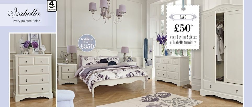 Bedroom Furniture next Isabella cream | Bedroom Chic | Pinterest ...