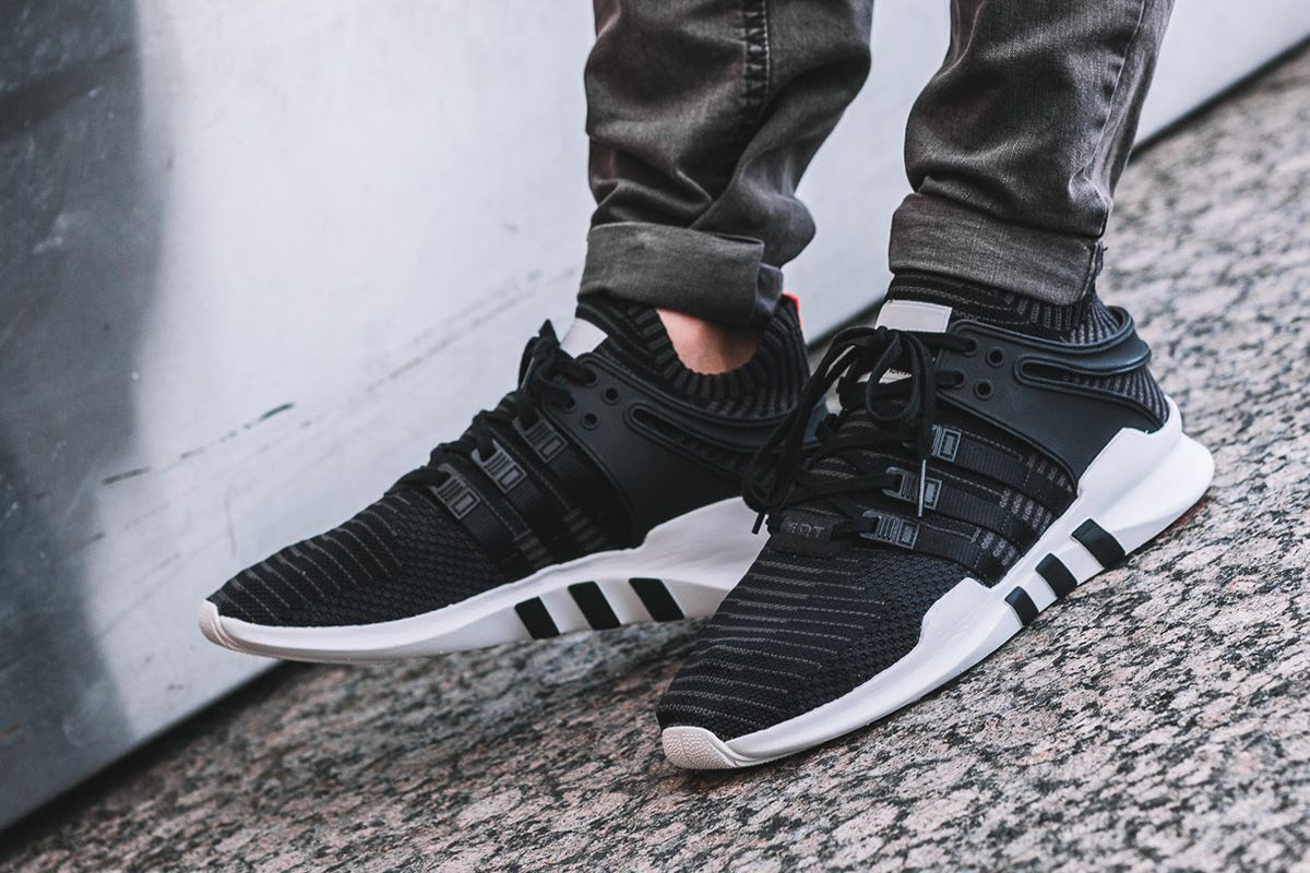 On-Foot: adidas EQT Support ADV Primeknit
