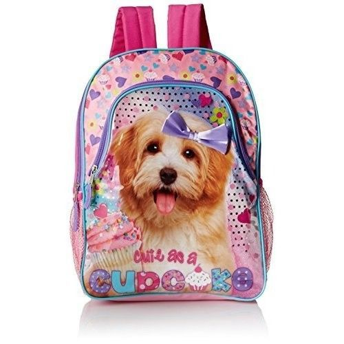 Backpack For School Girls Cute Puppy Backpacks Bag Travel Toddler Bookbag  New  Underrated  Backpack bf1f8b50ba57c