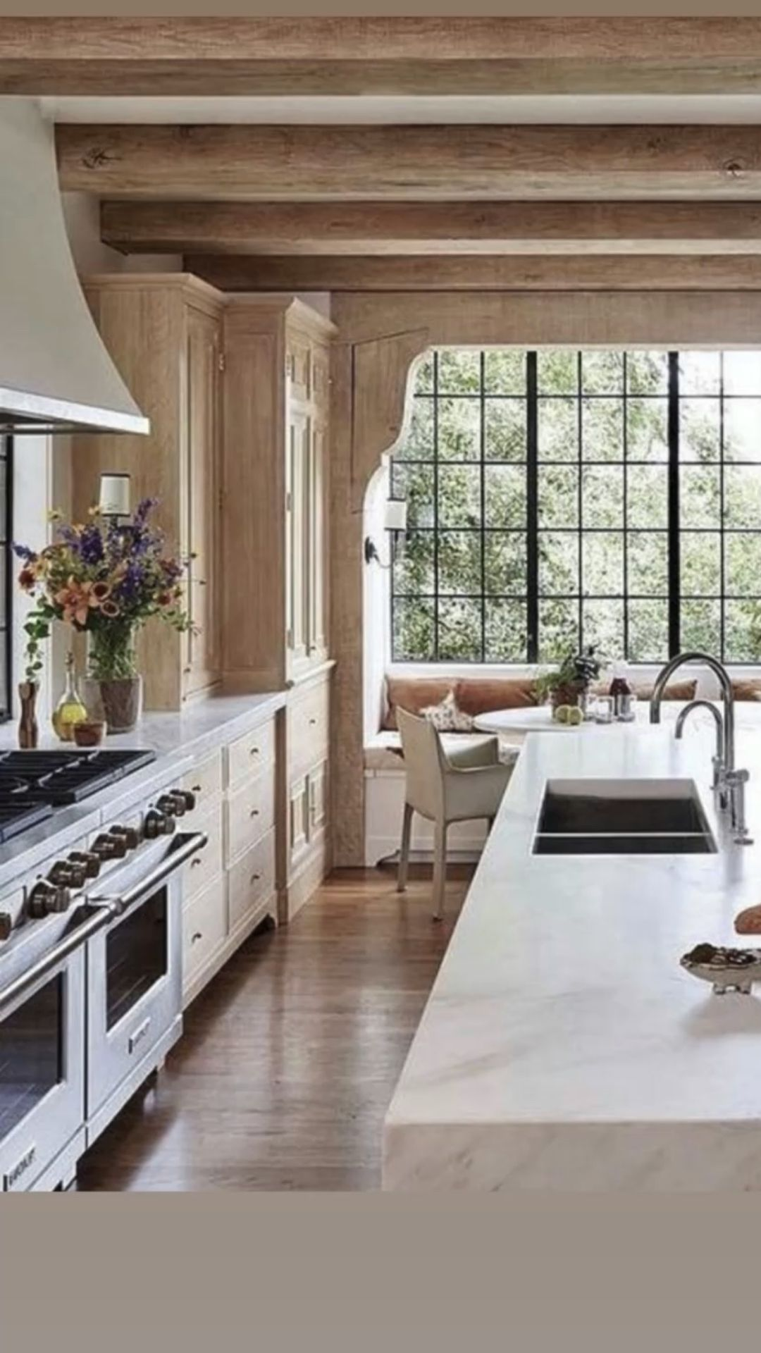 19 Times Linen Roman Shades Looked Effortlessly Cool