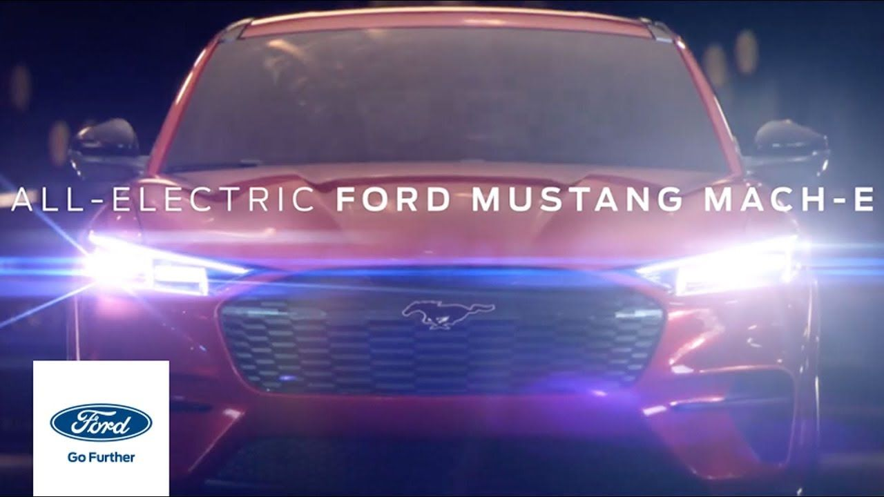 New Breed Introducing The Mustang Mach E 30 Ford Youtube