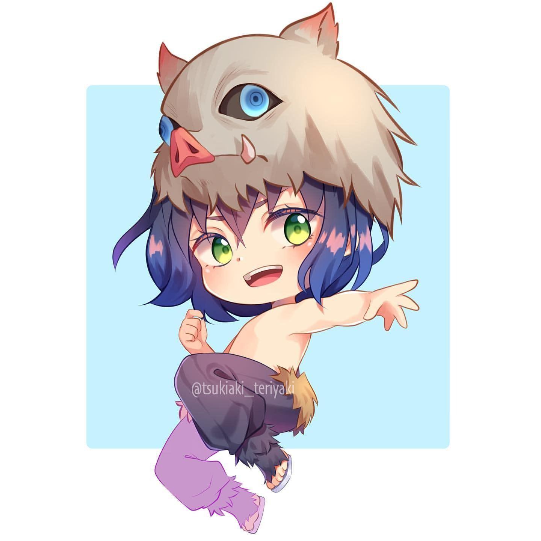 Nezuko Tanjiro Inosuke Zenitsu Anime angel, Ảnh hoạt