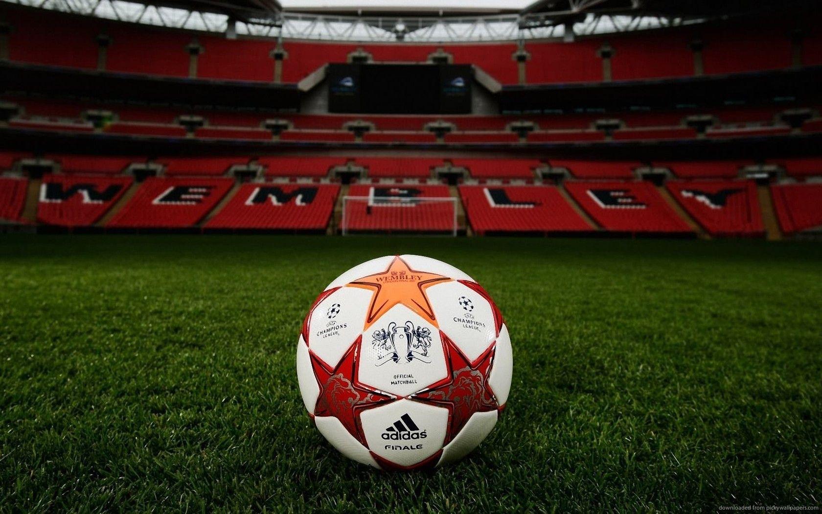 Champions League Ball Football Wallpaper Soccer Backgrounds Good Soccer Players