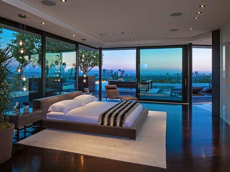 45 Master Bedroom Design Ideas That Range From The Modern To The Rustic Luxury Bedroom Design Luxurious Bedrooms Mansion Bedroom