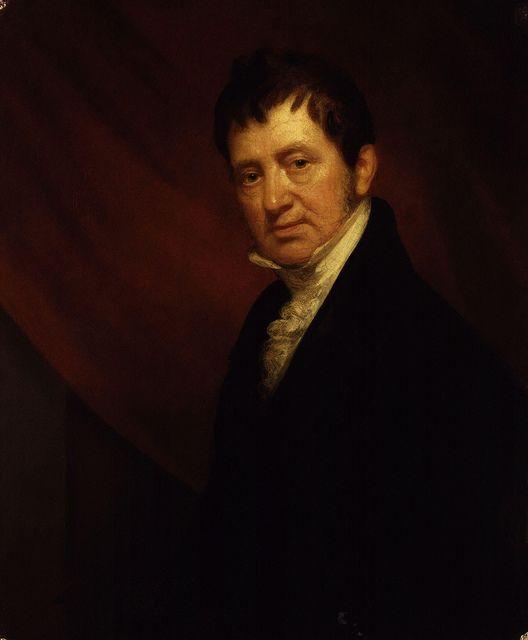 Beechey, William (1753-1839) - Self Portrait (National Portrait Gallery, London)