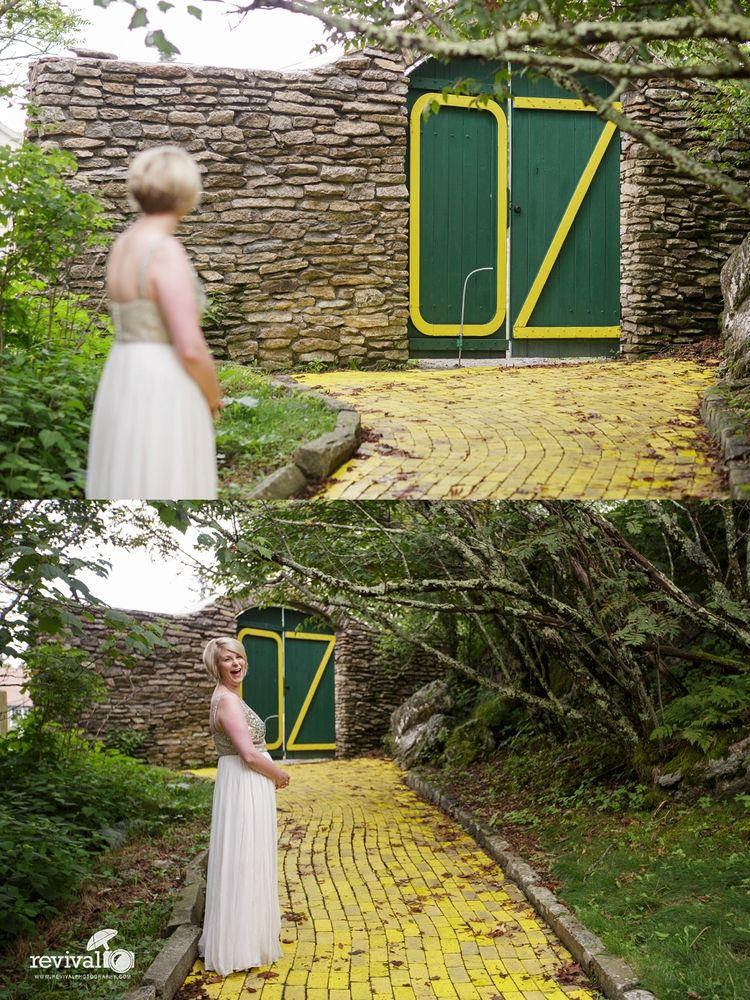 Land Of Oz Theme Park Wedding