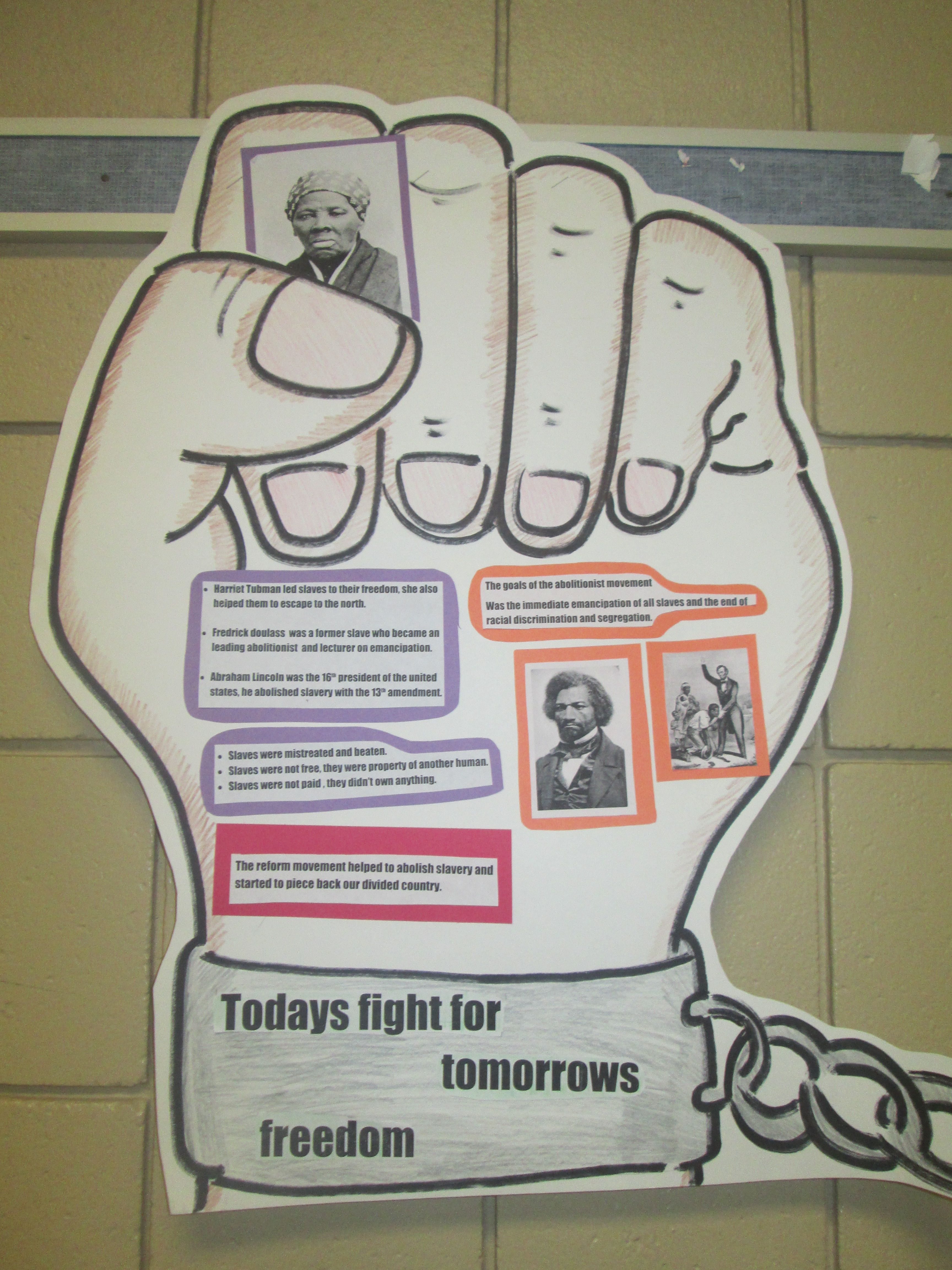 Reform Posters