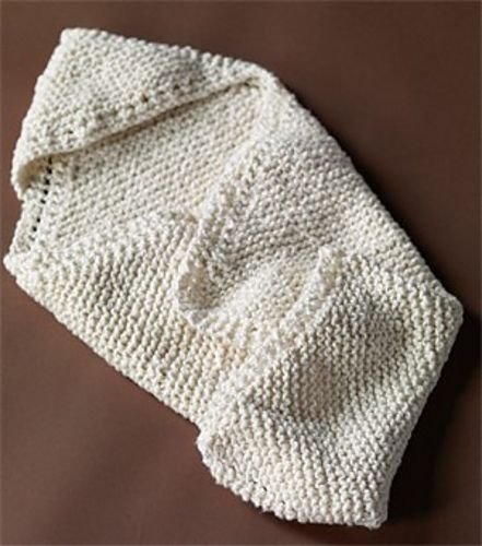 Ravelry Hooded Baby Wrap Pattern By Lion Brand Yarn Knit Faves