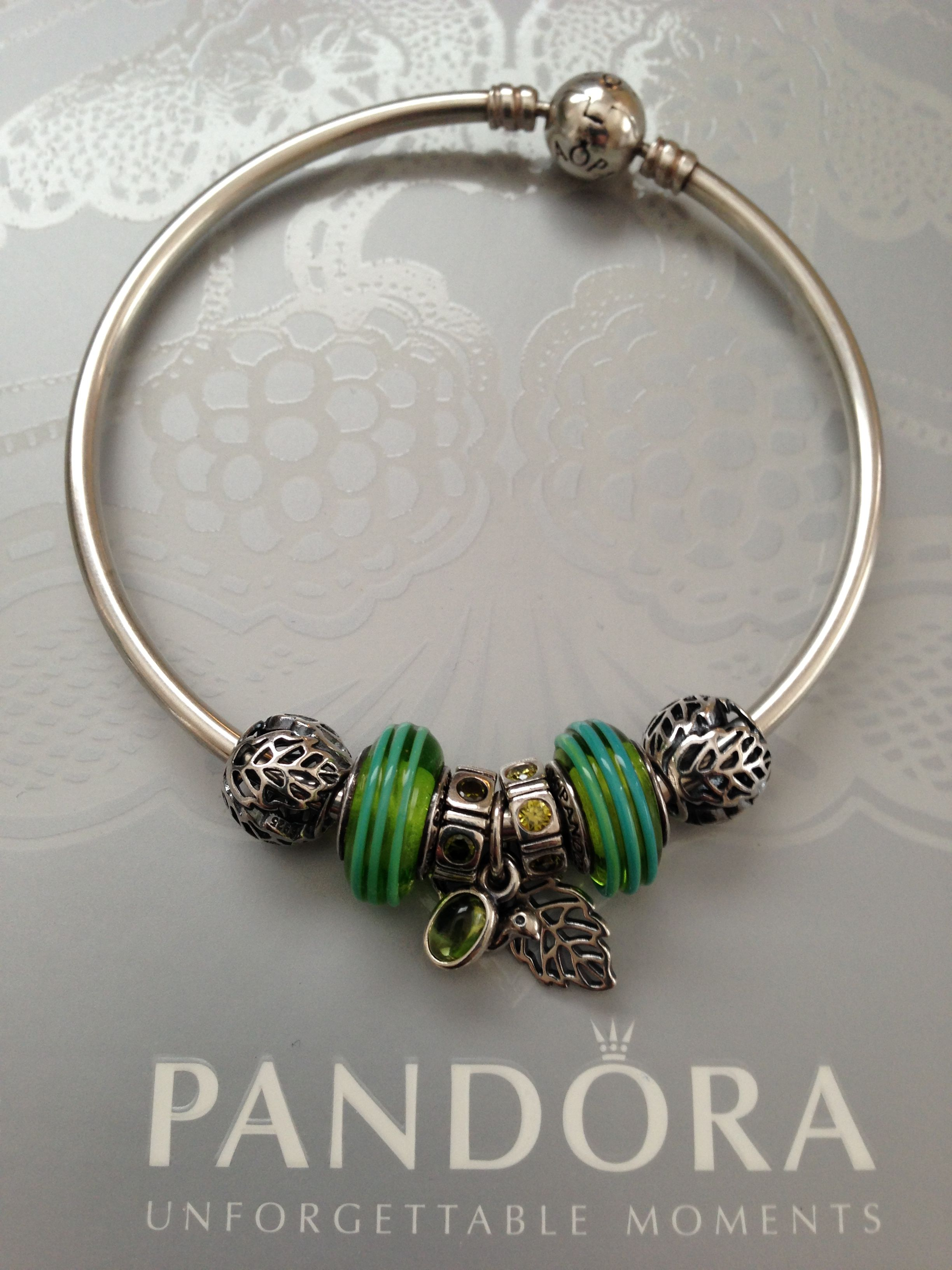charm one charms pandora blog mess organised bangle an bracelet bangles the with counterfeit