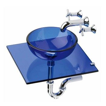 Small Glass Wall Mount Sink Mini Vessel Faucet Trap Kit Sink Stone Vessel Sinks Vessel Faucets
