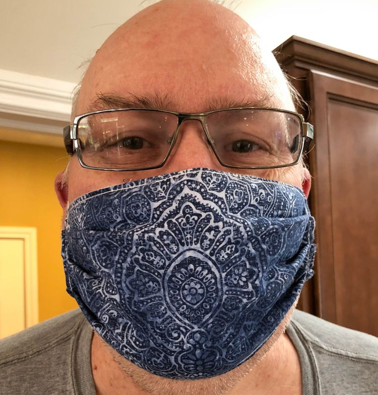 Photo of Sew a DIY Face Mask