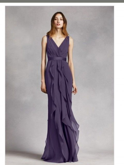 Vera Wang Bridesmaid Dress Size 8 | Best Vera wang bridesmaid ...