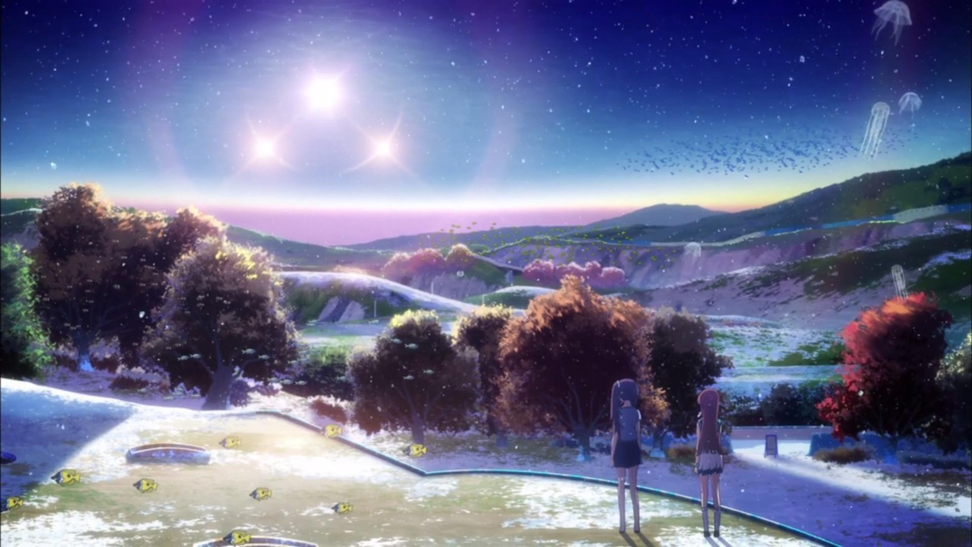 Nagi No Asukara 凪のあすから 凪のあすから 凪のあすから