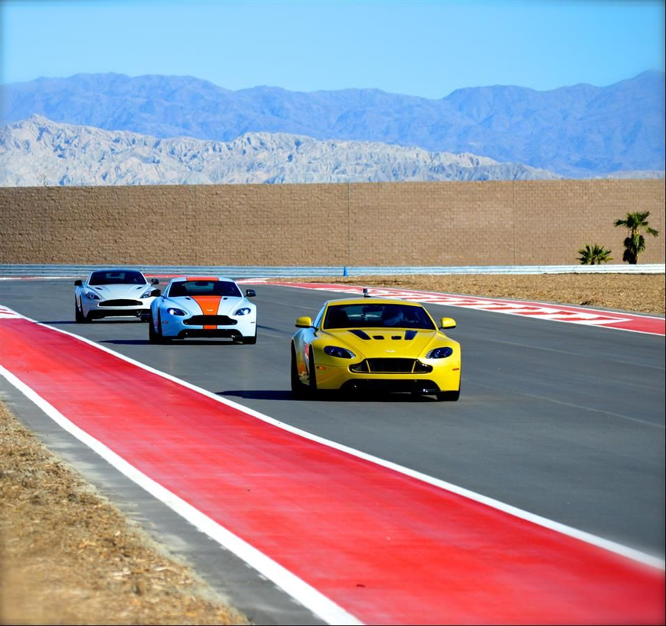 This VIP rally saw 15 Aston Martins travel in convoy between the dealership  in Beverly Hills to Palm Springs 7d0d47976