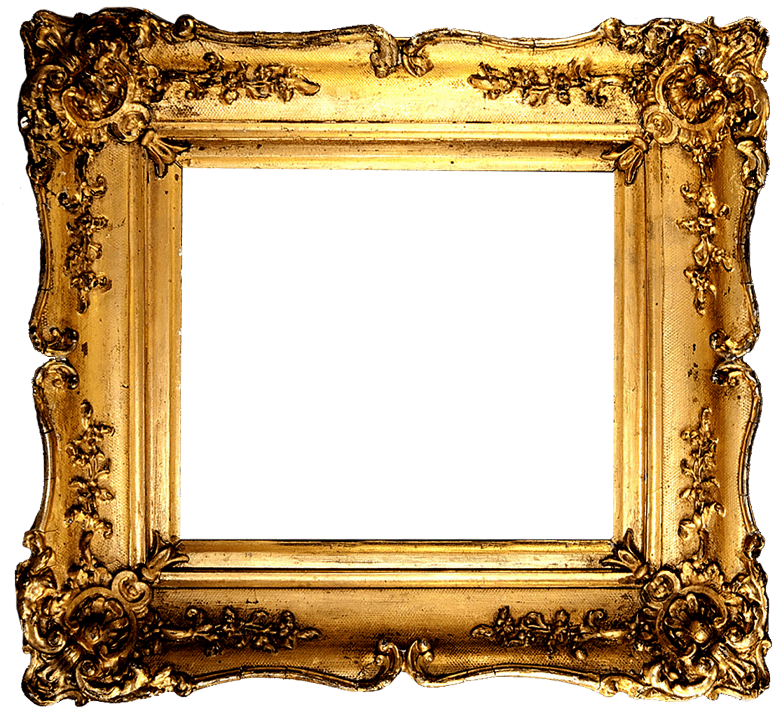 Image result for picture frames png Золотые рамы для