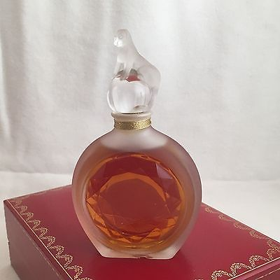 Edition Cartier Cristal Vintage Perfume Limited Panthere 50ml FK3uJc5Tl1