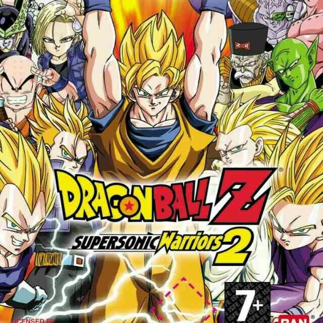 Dragon Ball Z Supersonico Warrios 2 Descarga Juegos Juegos Pc Personajes De Dragon Ball