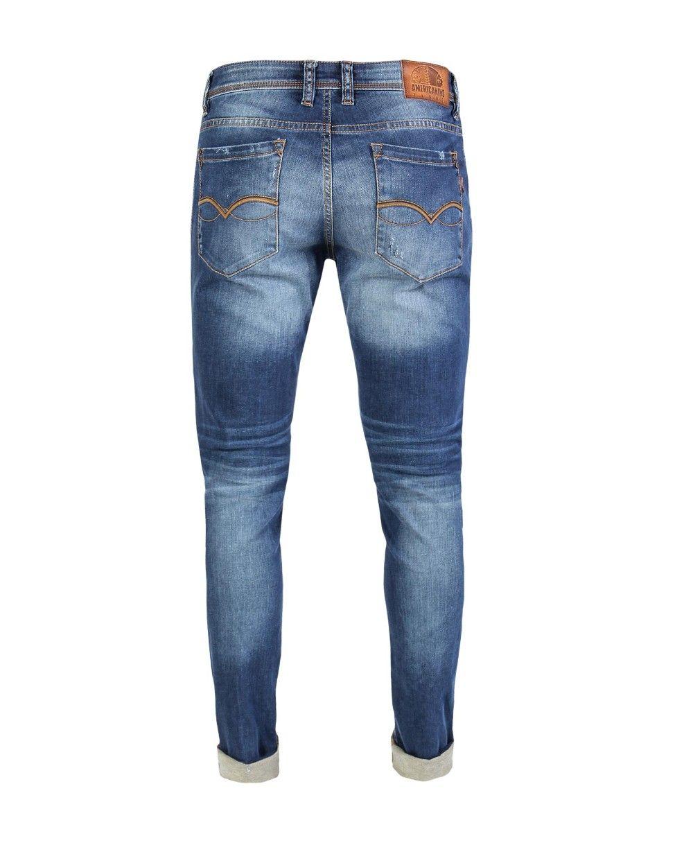 9916ba13 Jean 5336701 - americanino   DENIM en 2019   Pantalones jean ...