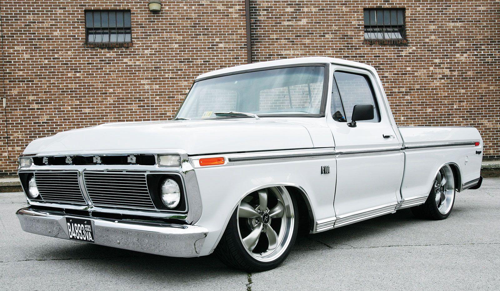 1974 ford f 100 ranger pickup truck by vertualissimo on deviantart