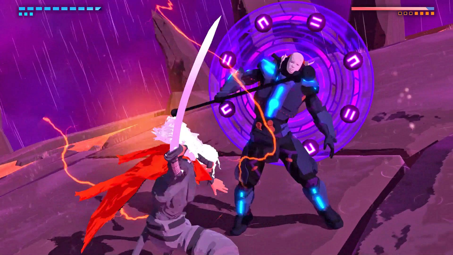 'Furi' brings its relentless fighting to the Xbox One in