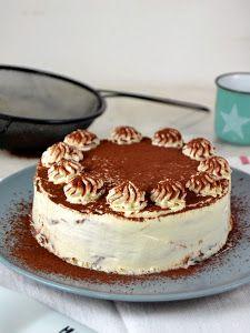 Tarta De Crepes De Chocolate Y Nata Morirás De Placer Crepes De Chocolate Receta Crepes Dulces Torta De Vainilla