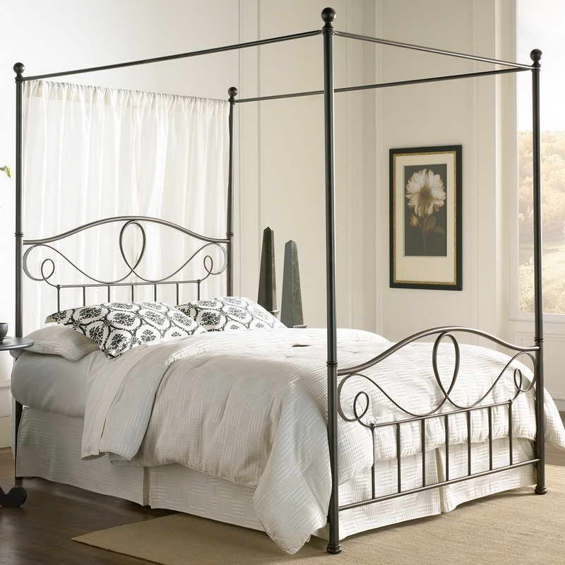 Shop for the Fashion Bed Group Canopy Beds California King Sylvania Canopy Bed at Hudsonu0027s Furniture - Your T&a St Petersburg Orlando Ormond Beach ... & Canopy Bed | My House | Pinterest | Canopy Contemporary canopy ...